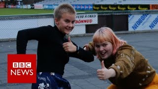 Download How Iceland Saved Its Teenagers - BBC News Video