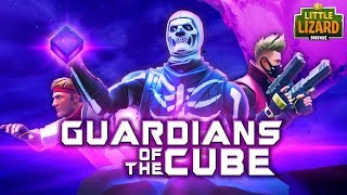 Download DIRE AND DRIFT BECOME GUARDIANS OF THE CUBE! *NEW SEASON 6* - FORTNITE SHORT FILMS Video