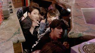 Download BTS Scares Fans on 'Friends' Set Video
