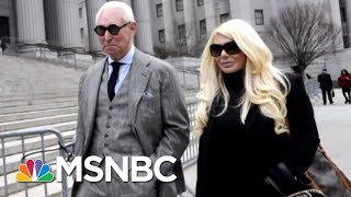 Download Ex-'Manhattan Madam With Ties To Trump Aide Set To Testify In Mueller Probe | Velshi & Ruhle | MSNBC Video