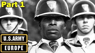 Download US Army Europe | The USAREUR Story | Part 1 of 2 | Cold War Documentary | ca. 1961 Video