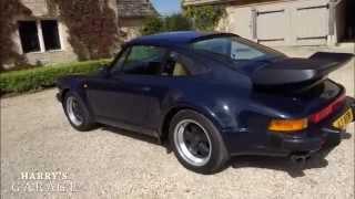 Download Porsche 911 turbo drive and review. The legendary '80s Porsche 930 Video