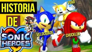 Download O PLANO MALVADO DO METAL SONIC 😡   Historia de Sonic HEROES Video