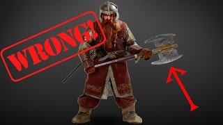 Download What medieval weapons would DWARVES really use? FANTASY RE-ARMED Video