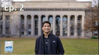 Download A Day in the Life of an MIT Aerospace Engineering Student Ep. 2 Video