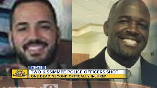 Download 2 Kissimmee officers shot in the line of duty Video