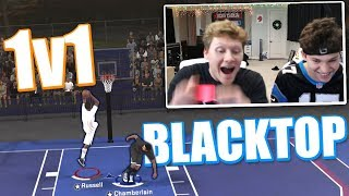 Download INSANE 1v1 BLACKTOP vs. JESSER! NBA 2K18 **EXPENSIVE FORFEIT** Video