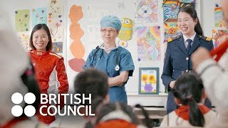Download What does a surgeon look like? | Inspiring Women China Video
