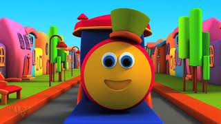 Download Alphabet Adventure Alphabet train abc songs nursery rhymes for kids Bob the train S01EP01 Video