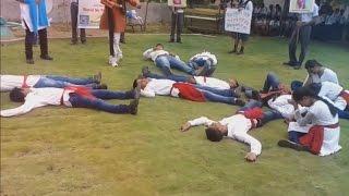 Download No Tobbaco Day Nukkad Drama comedy natak in hindi India Health Video