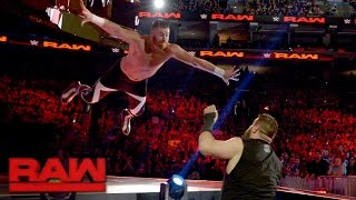 Download Sami Zayn vs. Kevin Owens - No Disqualification Match: Raw, March 27, 2017 Video