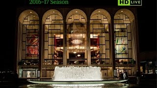 Download The Metropolitan Opera Live in HD 2016-17 Season Preview Video
