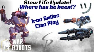 Download War Robots - Iron Smiles Squad Play and LIFE Update! Video