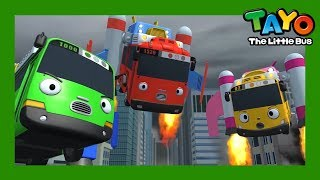 Download *Tayo Special* Vroom Vroom Adventure l Attack in the Earth! l Tayo the Little Bus Video