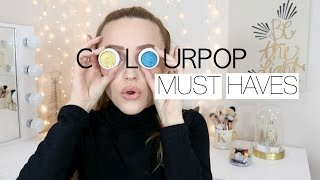 Download Best Of COLOURPOP | My Favorite Products - UPDATED Video