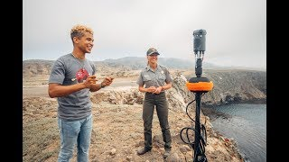 Download Channel Islands National Park 360 Video Tour with Jordan Fisher | Parks 101 Video