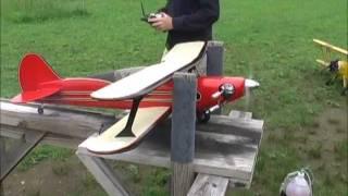 Download Great Planes Super Skybolt Biplane RC Video