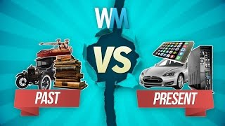 Download Past vs. Present: Are We REALLY Better Off Today? Video