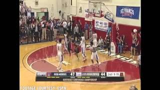 Download 2015 NEC Men's Basketball Championship Highlights - St. Francis Brooklyn vs. Robert Morris Video