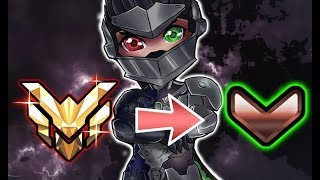 Download Master Player Tries Competitive Bronze For The Very First Time! Video
