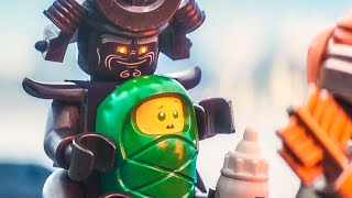 Download THE LEGO NINJAGO MOVIE Trailer 1 + 2 (2017) Video
