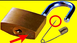 Download 4 Ways to Open a Lock 🔴 (NEW) Video