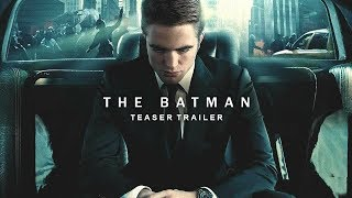 Download THE BATMAN (2021) Teaser Trailer Concept - Robert Pattinson, Matt Reeves DC Movie Video