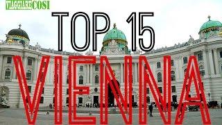 Download Viaggio a Vienna, Austria. 15 Cose da fare a Vienna Video
