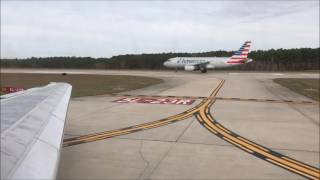 Download Delta MD90 Morning Takeoff From Raleigh-Durham Video