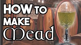 Download How to Make Mead - The Tavern Video