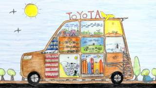 Download Toyota dream car art contest Video