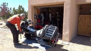 Download How to Pick up a Big Motorcycle Accidentally Dropped Video