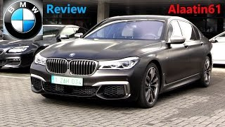 Download INSIDE the BMW M760Li XDrive 2018 | Interior Exterior In Depth Review SOUND Video