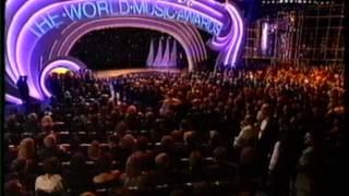 Download Michael Jackson World Music Awards 1996 Video