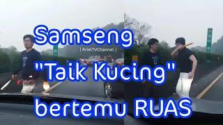Download Samseng ″taik kucing″ bertemu ruas Video