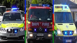 Download Best of 2015: Emergency Vehicle Compilation Video Video