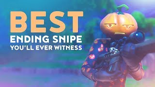 Download BEST ENDING SNIPE YOU'LL EVER WITNESS! (Fortnite Battle Royale - Dakotaz) Video