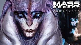 Download Mass Effect Andromeda : First Contact, New Alien Race : Gameplay Adventure #3 Video