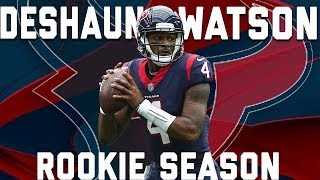 Download Deshaun Watson's 2017 Rookie Year Highlights | NFL Video