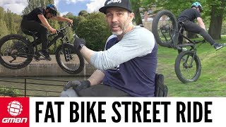 Download Can You Ride Street On A Fat Bike? | MTB Skills Video