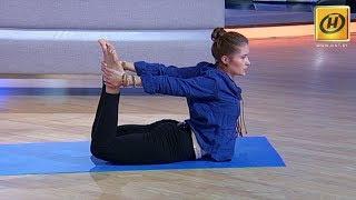Download Йога как способ сохранить здоровую спину Video