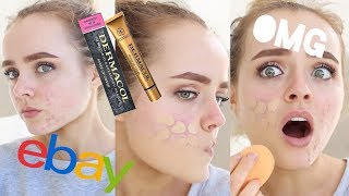 Download EXTREME COVERAGE EBAY FOUNDATION?? | DERMACOL MAKEUP COVER REVIEW | Conagh Kathleen Video