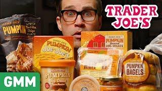 Download Trader Joe's Pumpkin Spice Taste Test Video