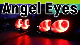 Download How to Install Angel Eyes DIY in 2019 | FlyRyde Video