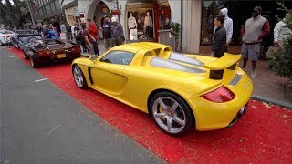 Download The Crazy Hypercar PARKING LOTS Of The SUPER RICH During Monterey Car Week! Video
