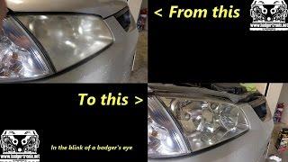 Download Meguiars Headlight Restoration Kit Video