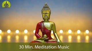 Download 30 Min. Meditation Music for Positive Energy - Inner Peace Music, Healing Music, Relax Mind Body Video