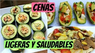 Download Cenas ligeras y saludables| aptas para diabéticos Video