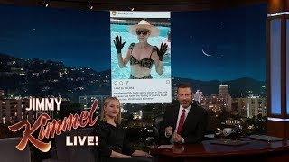 Download Kristen Bell Explains Medical Condition and Pool Gloves Video