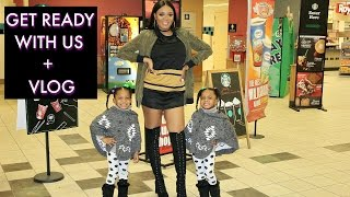 Download GET READY WITH ME | DAY WITH MY TWINKIES + VLOG | OMABELLETV Video